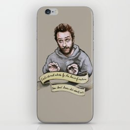 You don't know shit about cats iPhone Skin