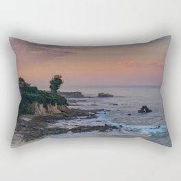 Good Morning Little Corona Rectangular Pillow