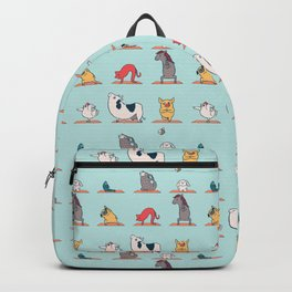 Vegan Yoga Backpack