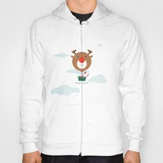 Day 13/25 Advent - Air Rudolph Hoody