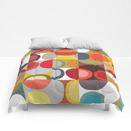 Lime squeeze Comforters