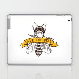 Save The Bees Laptop & iPad Skin