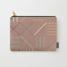 Geometric Shapes 07 Carry-All Pouch