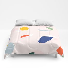 Not Your Grandmother's Terrazzo Comforters