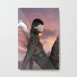 Angelic Boy p. 2 Metal Print
