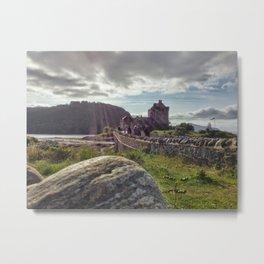 Eileen Donan Metal Print