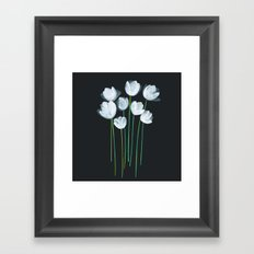 A little bouquet. Framed Art Print