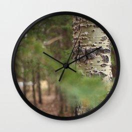 Shuttler 2 Wall Clock