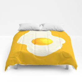 The fried egg Comforters