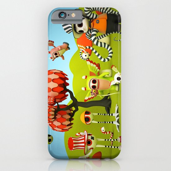 The Gathering iPhone & iPod Case