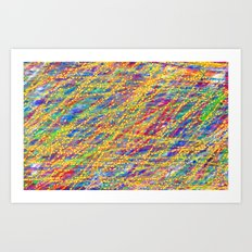 Celebrate 2! Art Print