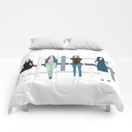 Fashionary - Blues Comforters