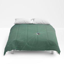 In the spider's net Comforters