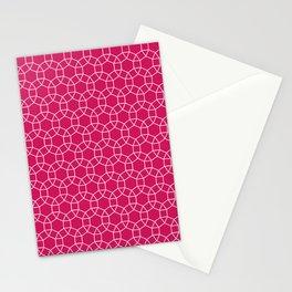 Pink Eye Stationery Cards