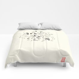 Composition #4 2016 Comforters
