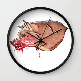 Iberian Rage Wall Clock