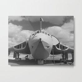 Victor aircraft lusty lindy Metal Print