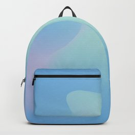 Blue serenity Backpack