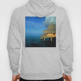 Over-the-Water Island Bungalow Hoody
