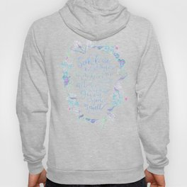 Seek First His Kingdom - Matthew 6:33 Hoody