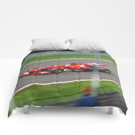 Fernando Alonso - 2013 Gran Premio d'Italia Comforters