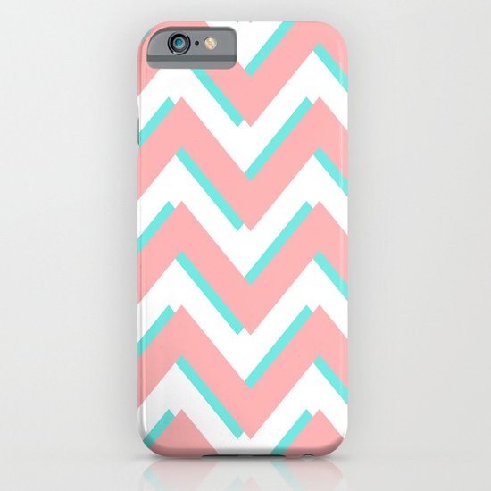 3D CHEVRON 3 iPhone & iPod Case