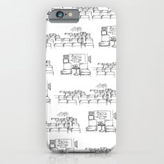 Hipsters Need Culture Slim Case iPhone 6s
