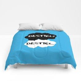 Destiel - TFIOS Comforters