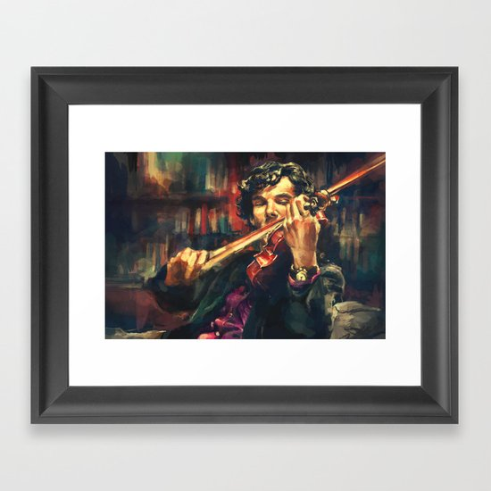 Virtuoso Framed Art Print