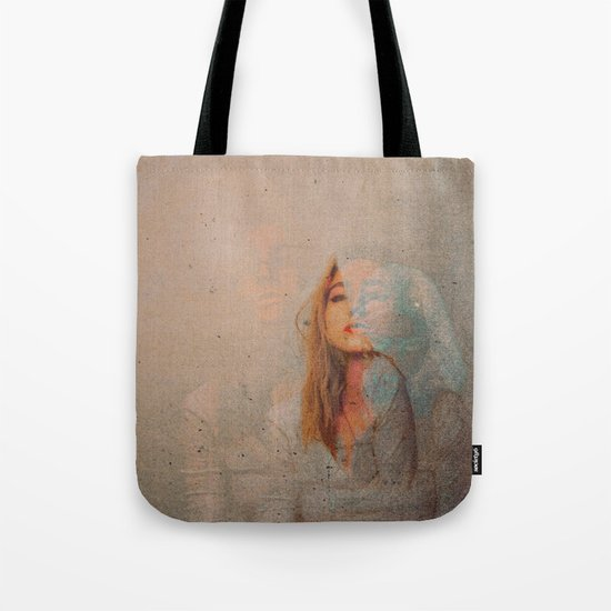 The Evil Inside of Us Tote Bag