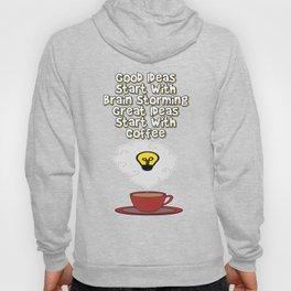 Problem Solving or Brainstorming Tshirt Design Good ideas Hoody