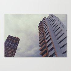 buildings 3 Canvas Print