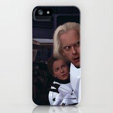 I Find Your Lack Of Jiggawatts Disturbing Slim Case iPhone (5, 5s)