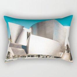 Music Hall Rectangular Pillow