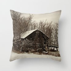 Just Keep Passing Me By Throw Pillow