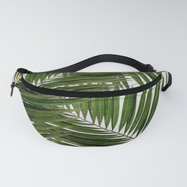 Palm Leaf III Fanny Pack