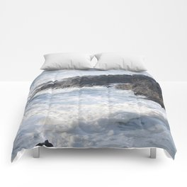 Surf And Stone Comforters