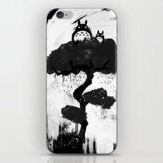 Midnight Spirits iPhone & iPod Skin