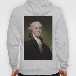 Gilbert Stuart – Portrait of George Washington. Hoody