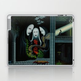 Living Through Secrets / Terms of Precedence Laptop & iPad Skin
