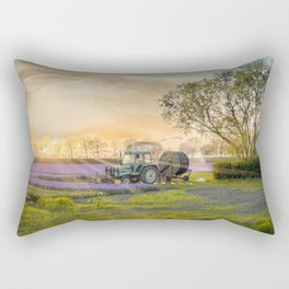 Dutch farmland Rectangular Pillow
