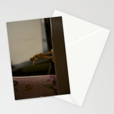 Alone Stand  Stationery Cards