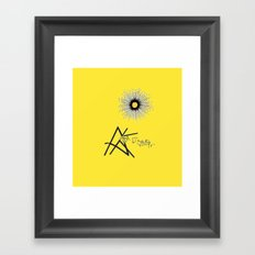 AK Lovin'  Framed Art Print