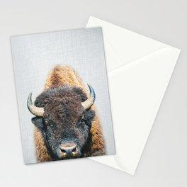 Buffalo Colorful Stationery Cards