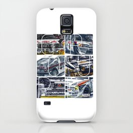 rally group B iPhone Case