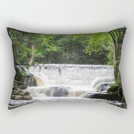 just a trickle Rectangular Pillow