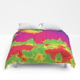 Strange Sky Comforters