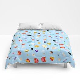 I got an idea Comforters
