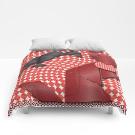 Crow&Fox Tangram Comforters