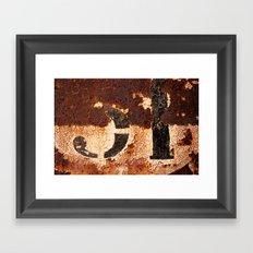 51/31 Framed Art Print